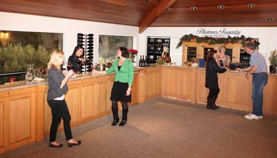 thomas fogarty winery tasting room